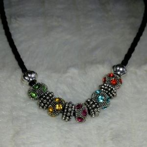 Jewelry - Multicolored Charm Necklace
